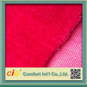 Hot Sale Artificial Long Pile Faux Fur Fabric pictures & photos