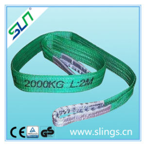 2017 2tone Polyester Webbing Sling Ce GS 7: 1 pictures & photos