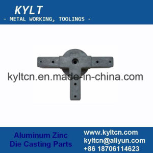 Aluminum Alloy Die Casting Chair Arms Parts pictures & photos