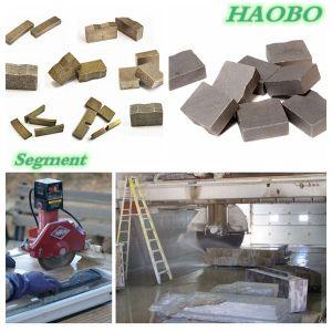 Diamond Segment of Granite Cutting Tools pictures & photos