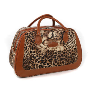 Fashion Polyester Travel Duffel Bag
