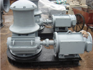 Capstan Rope Winch/ Marine Capstan/ Electric Capstan Winches pictures & photos