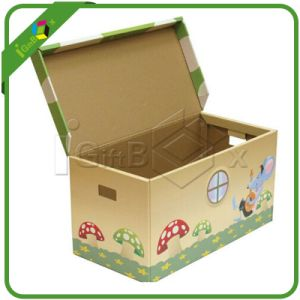 Corrugated Vegetable Carton Box for Fresh Fruit Corrugated Box Packaging pictures & photos