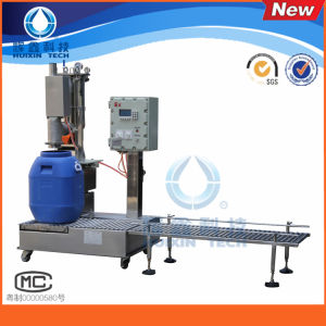 Automatic Drum Filling Machine for Paint/Coating pictures & photos