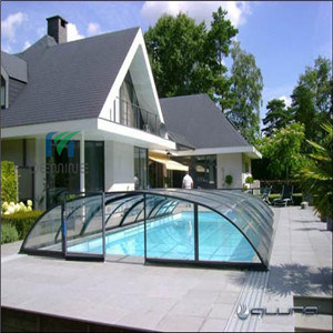 Polycarbonate Sheet for Swimming Pool Roof