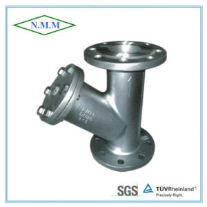 Stainless Steel Flange Ends Y-Strainer Pn16 pictures & photos