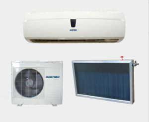 Japanese Compressor Highly Reliable Solar Air Conditioner, Solar Air Conditioning