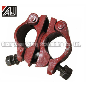 Casting Double Scaffold Clamp, Guangzhou Manufacturer pictures & photos