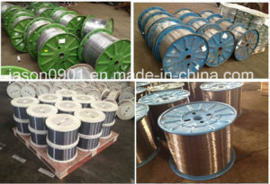 Spool Packing Phosphated or Zinc Coated High Tensile Steel Wire pictures & photos