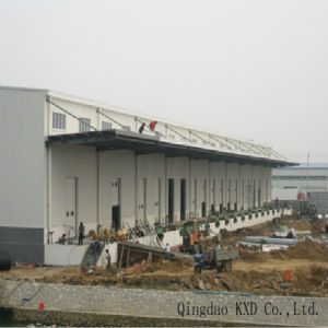 Steel Structure Garment Factory Building Design and Manufacture pictures & photos
