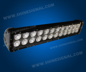 Two Layer off Road LED Light Bar (DC10-24) pictures & photos