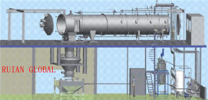 Vacuum Liquid Continuous Dryer for Plant Extract pictures & photos