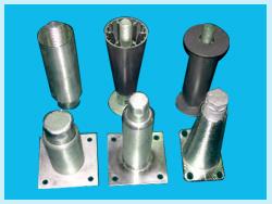 Aluminum Die Casting Spare Parts for Kitchen Utensil Regulators Furniture pictures & photos