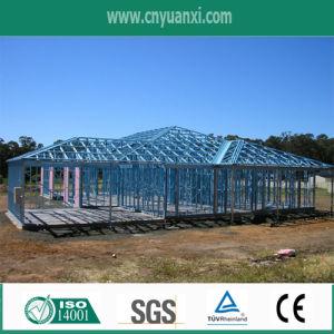 Light Steel Villa with Galvanized Steel Structures