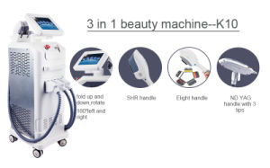 YAG Laser Elight Multifunction IPL Laser Hair Removal pictures & photos