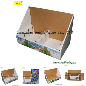 Cardboard Display Box, Paper PDQ Display Box, PDQ (B&C-D024) pictures & photos