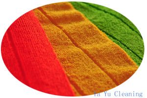 Microfiber Mop Material (YYMM-001) pictures & photos
