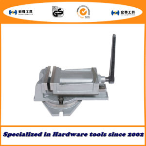 Qh125 Type Machine Vise for Milling Machine Drilling Machine pictures & photos