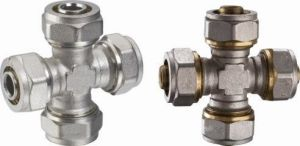 Compression Fittings Brass Fittings (328039) pictures & photos