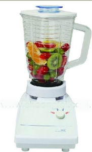2 in 1 Fruit Blender with Square Jar