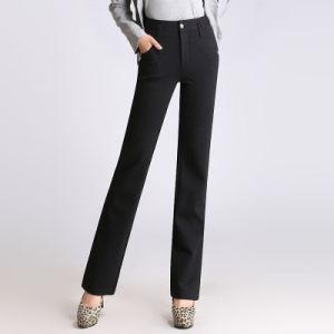 Latest Design Big Size Pencil Pants for Women pictures & photos