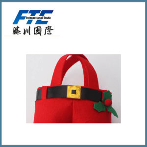 Handle Style Christmas Candy Bag pictures & photos