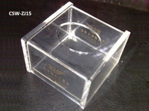 Acrylic Napkins Holder (CSW-ZJ15)