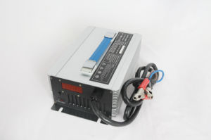 36V18AMP Golf Cart Battery Charger with Powerwise/ Crowsfoot Connector pictures & photos