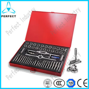 51PCS High Quality Screw Thread Tap and Die Set pictures & photos