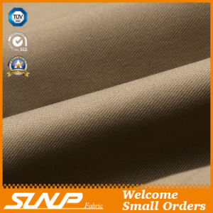 Cotton Breathable Double Warp Twill Fabric Khaki Drill