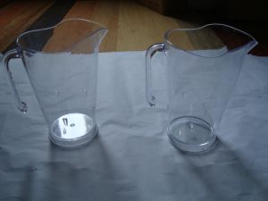 Good Quality Plastic Beer Pitchers pictures & photos