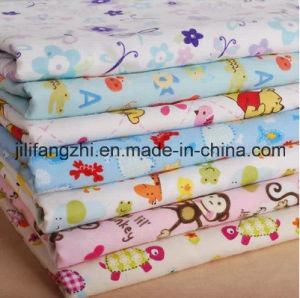 Baby/Printed/Garment/Woven/Cotton/Bedding/Flannel Fabric