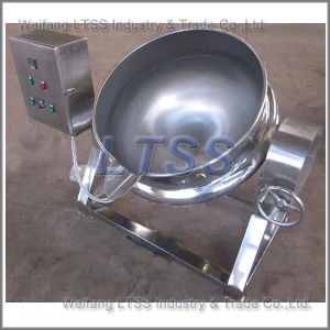 Steam Heating Large Electric Cooking Pot pictures & photos