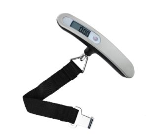 Strap Luggage Scale 50kg with LCD pictures & photos