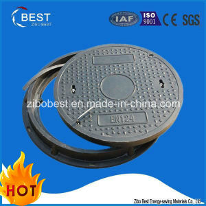 D400 Made in China Round Plastic Sewer Manholes pictures & photos