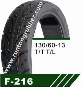 Motorcycle Tires/Tyre 130/60-13 130/70-12 pictures & photos