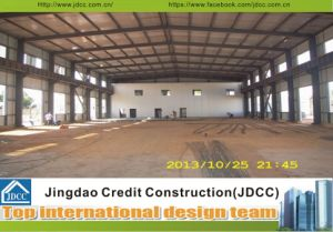 Easy Low Cost Strong Steel Factory Warehouse pictures & photos