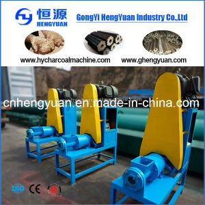 Good Selling Rice Husk Briquette Extruding Machine pictures & photos