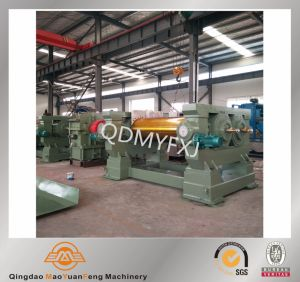 High Quality Open Roll Mixing Machine/Two Roll Mill Rubber Mixer pictures & photos