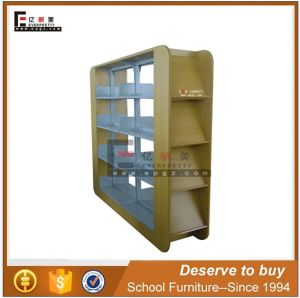 China High Quality Library Furniture School Library Bookshelf (DG-16) pictures & photos