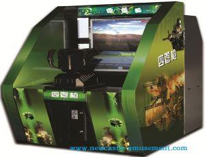 Arcade Game Machine Four Guns with Arcade Game pictures & photos