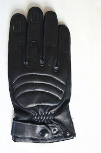 Men′s Fashion Leather Gloves (JYG-24089) pictures & photos