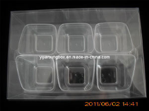 Plastic Transparent Blister Packaging Box