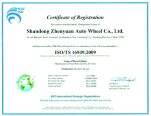 Car Wheel for New Patent Products (6j*15) pictures & photos
