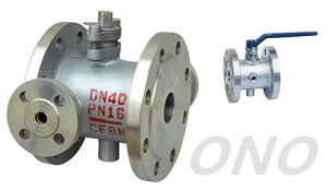 Jacket/Insulation Stainless Steel Ball Valve Lever pictures & photos