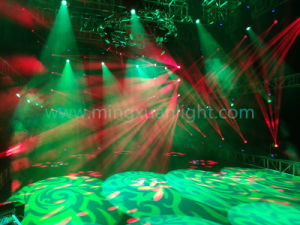 350W 17r 3in1 Spot Beam Wash Moving Head Light (YS-317) pictures & photos