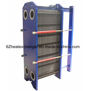 Gasket Heat Exchanger for Oil to Water Heating and Cooling Plate Type