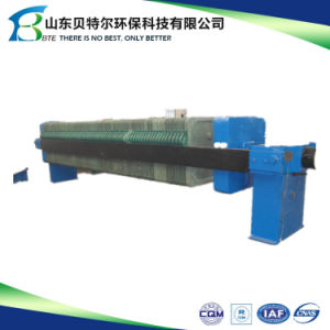 Sludge Treatment of Plate and Frame Filter Press pictures & photos