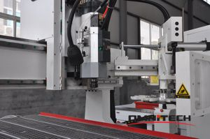 Wood Furnutre Atc CNC Router for Cabinet Door pictures & photos