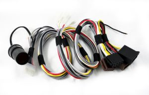 in-Car Electronics Device ISO Wire Harness pictures & photos